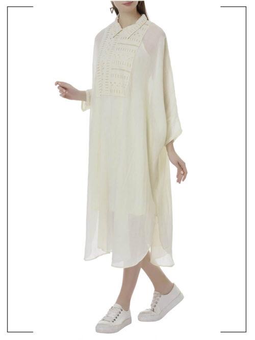 Kaftan Dress With Inner