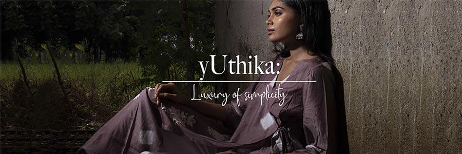 yUthika autumn winter 18 collection